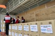 희망브리지, 현대차그룹 대구·경북 의료진에 홍삼 4,000세트 지원