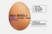 달걀 산란일자 표시제 23일 본격 시행