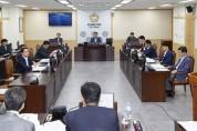 경북도의회,통합공항이전 사업 성공을 위해 특별위원회가 앞장서겠다 !