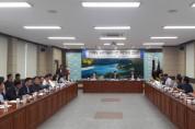 경북도농업기술원 이전 주민과의 간담회 개최