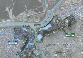 대구시 침산·산격지구, 행정안전부'2020년 풍수해 생활권 종합정비사업'에 선정